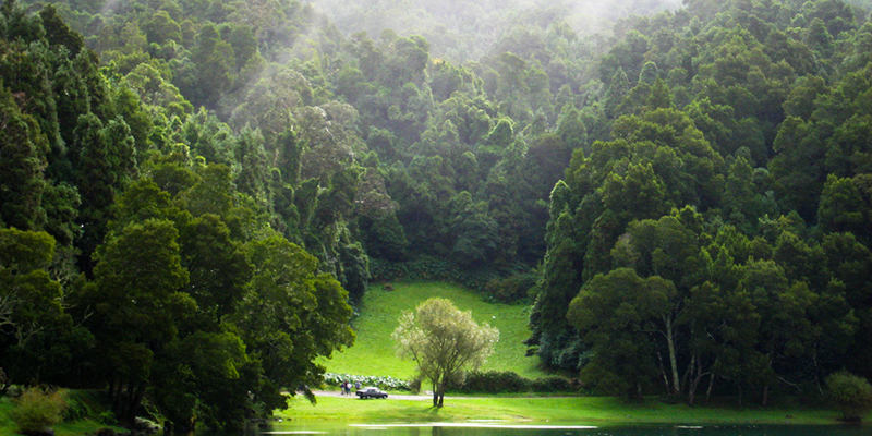 Turismo sostenible - Islas Azores