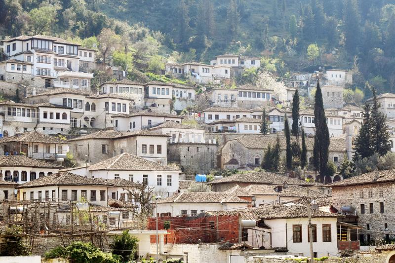 Berat - Viatgi a Albània