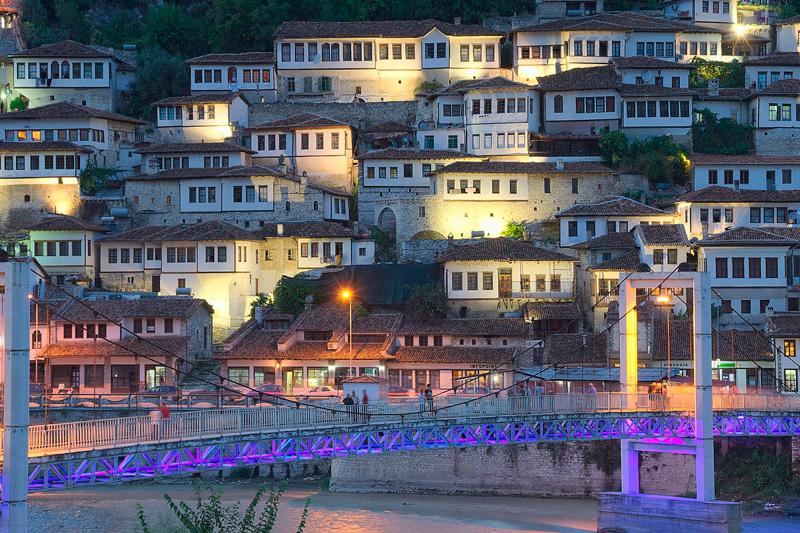 Berat - Viaje a Albania