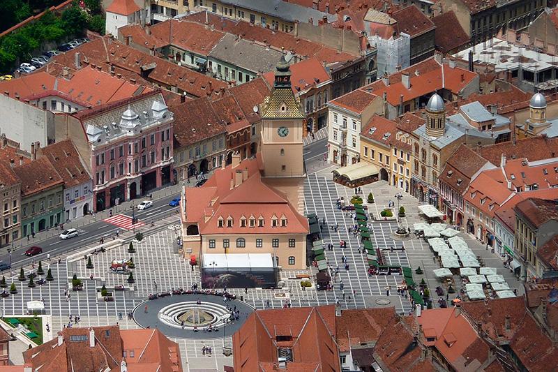 Brasov - Viajar a Rumania tras Dracula