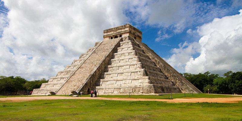 Chichen Itzá - Yucatan Mexico