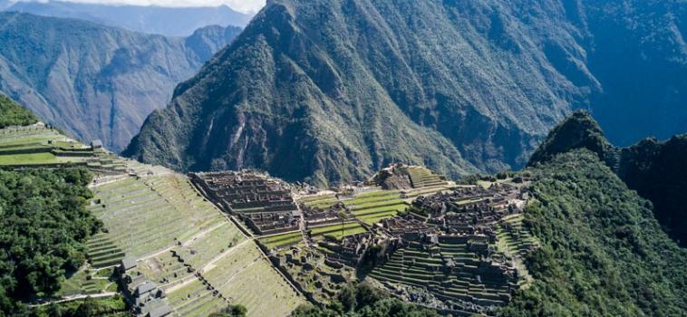 Un Machu Picchu més sostenible