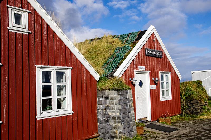 Guesthouse en Islandia - Turismo sostenible