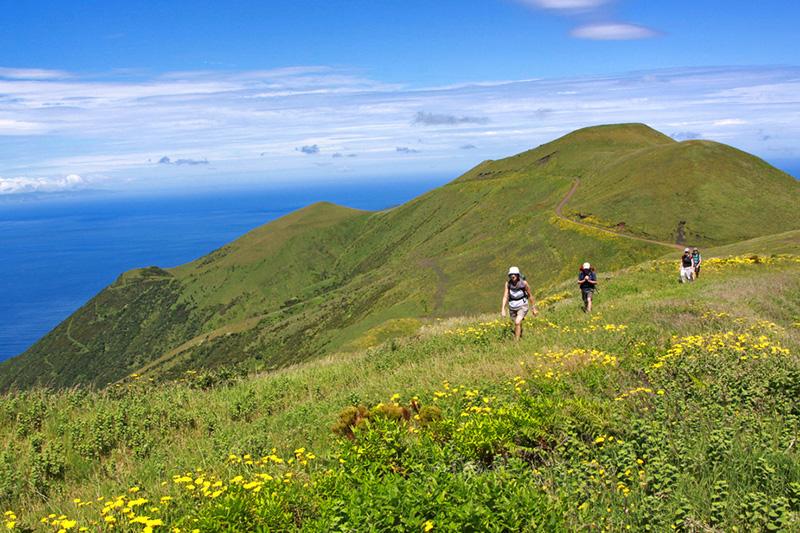 Sao Jorge - Senderisme Illes Açores