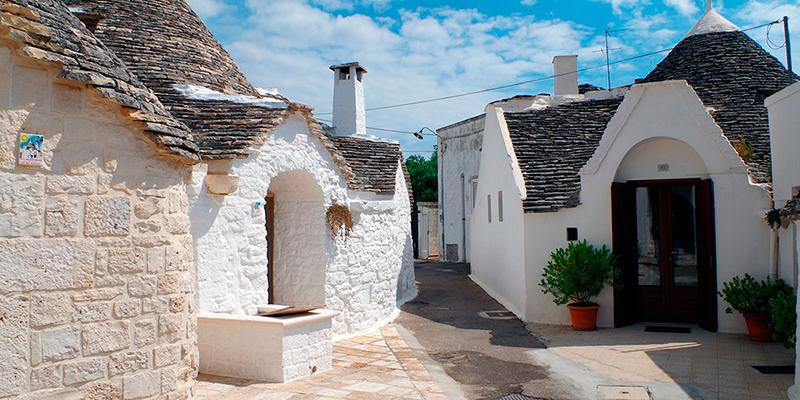 Alberobello - La Puglia - Italia