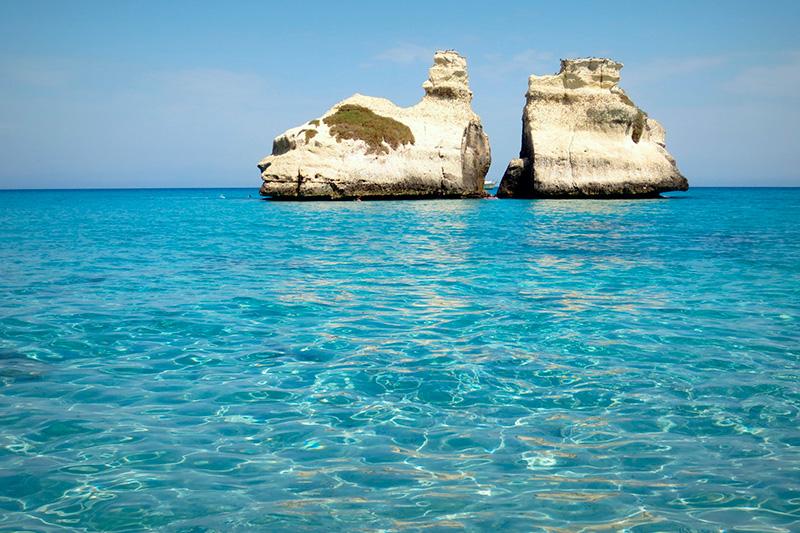 Playa Le Due Sorelle Puglia