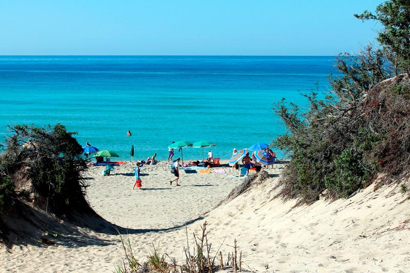 Punta Prosciutto La Puglia Italia