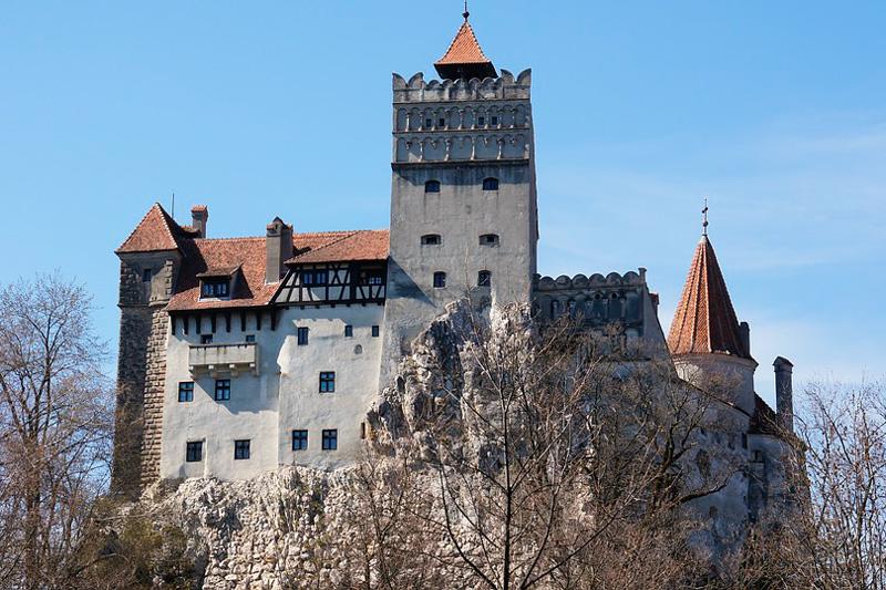 Castillo de Bran - Viajar a Rumania tras Dracula