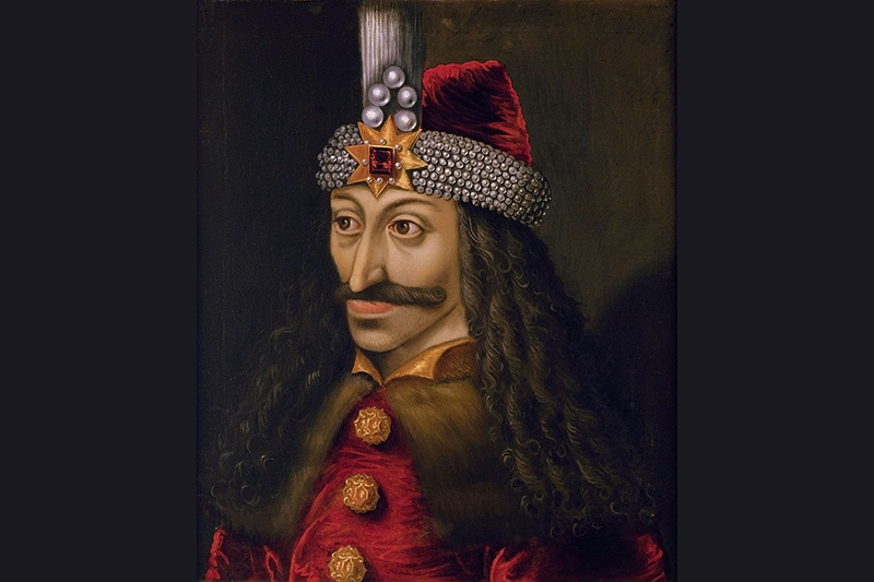 Retrato de Vlad Tepes
