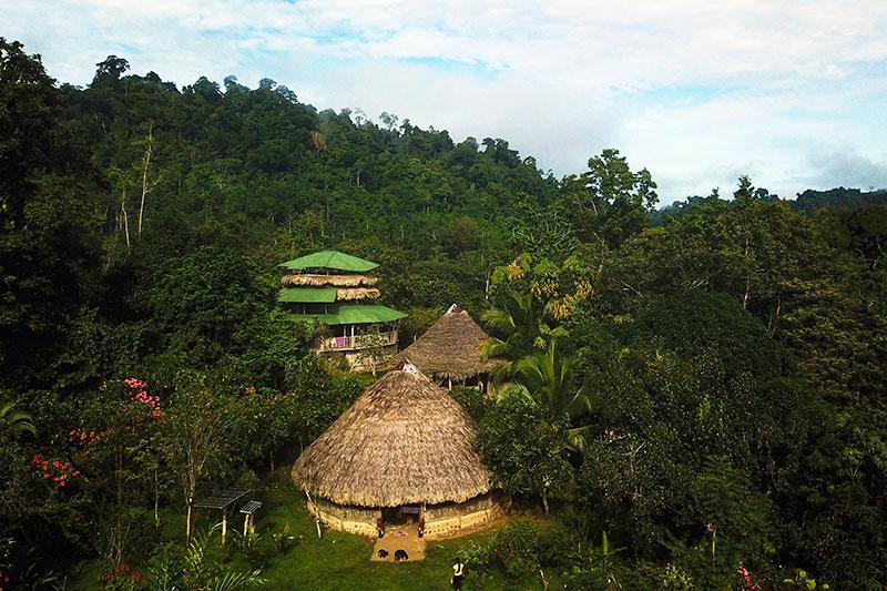bribris - casas tradicionales