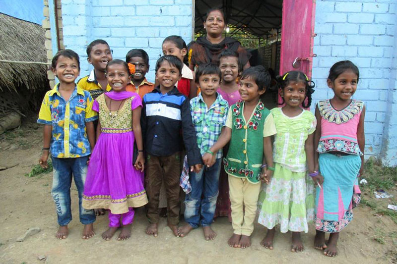 Laia Foundation - Viaje responsable Sur de India