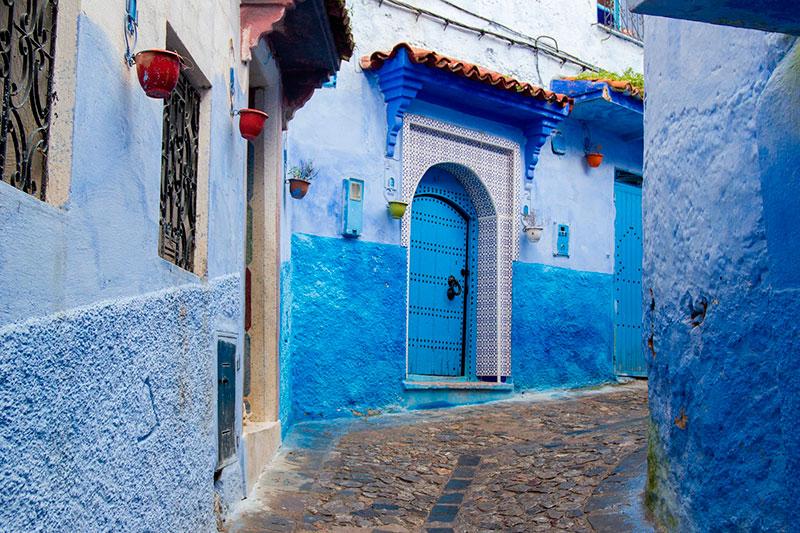 Chaouen - Marruecos con niños