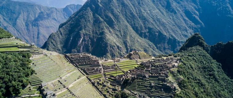 Un Machu Picchu más sostenible